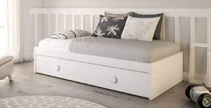 camas nido blancas cama divan juvenil canguro blancas