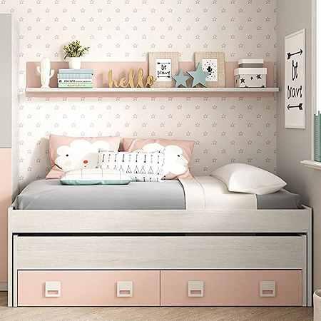 la mejor cama nido la cama nido mejor valorada habitdesign 0M7449Y