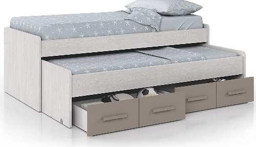 la mejor cama nido la cama nido mejor valorada habitdesign 1S7432Y