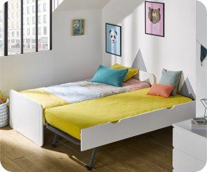 cama nido misma altura