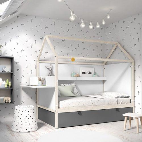 cama nido montessori