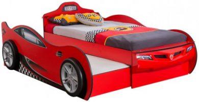 cama nido coche
