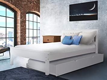 camas de matrimonio nido