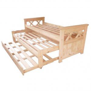 cama nido de pino
