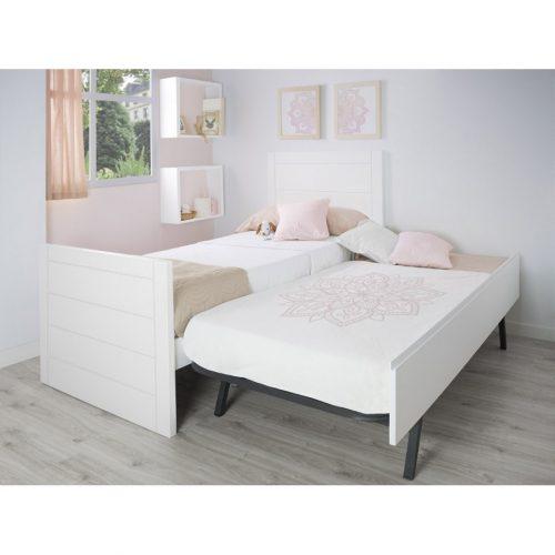camas nido misma altura