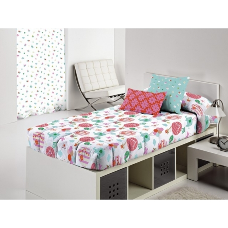 edredones para cama nido, fundas ajustables para camas nido