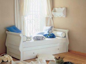 cama nido tipo gondola tipo barco