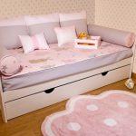 cojines para cama nido