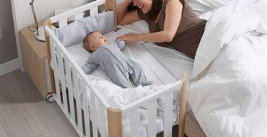 cama nido para bebes